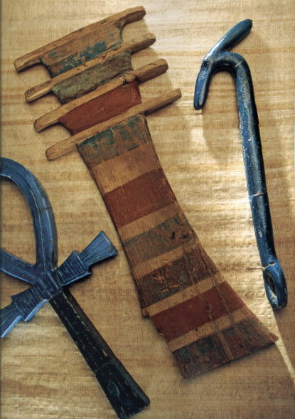 Faience Ankh, wooden Djed, and faience Was scepter.jpg