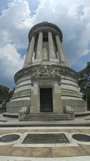 Photo new york soldiers and sailors monument a riverside park in New York.jpg